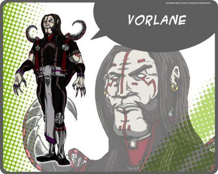 Vorlane