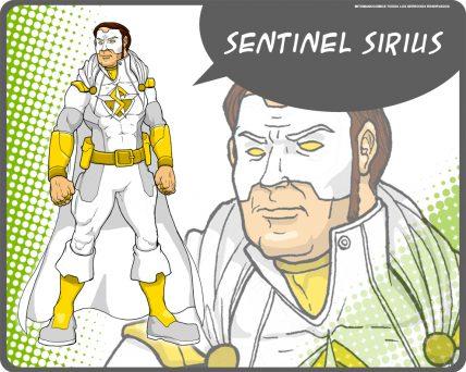 Sentinel-Sirius
