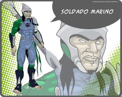 SOLDADO MARINO