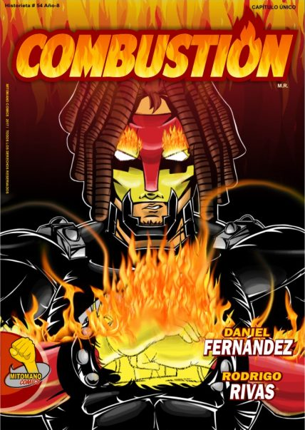 Combustion portada