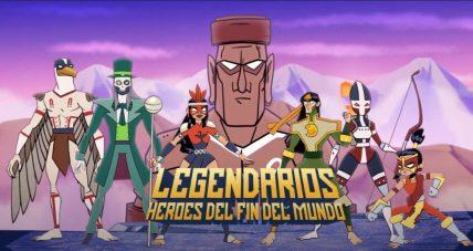 Legendarios: animación